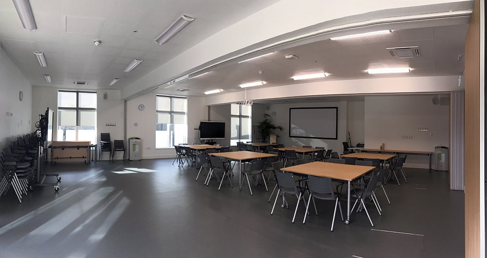 Conference Room Panoramic view